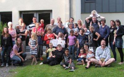 Familienwochenende