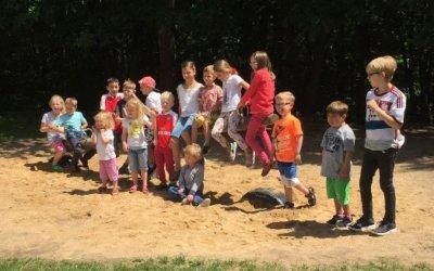Geschwisterseminar für Kinder von 6-12 Jahre vom 12.10.2018- 14.10.2018