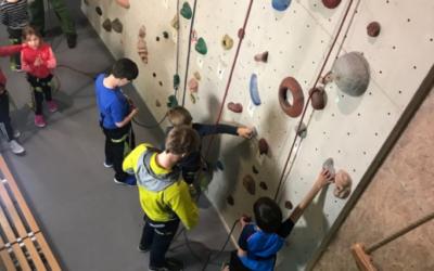 Kletter-Workshop ab Januar 2019