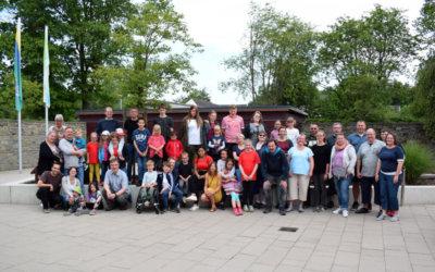 10. Familienwochenende vom 29.05.2020-01.06.2020 in Nideggen