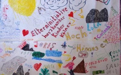 Kletterworkshop in den Herbstferien  – für herzkranke Kinder, Geschwister und Freunde