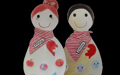 Anna & Emmo® zwei wunderbare Begleiter für herzkranke Kinder